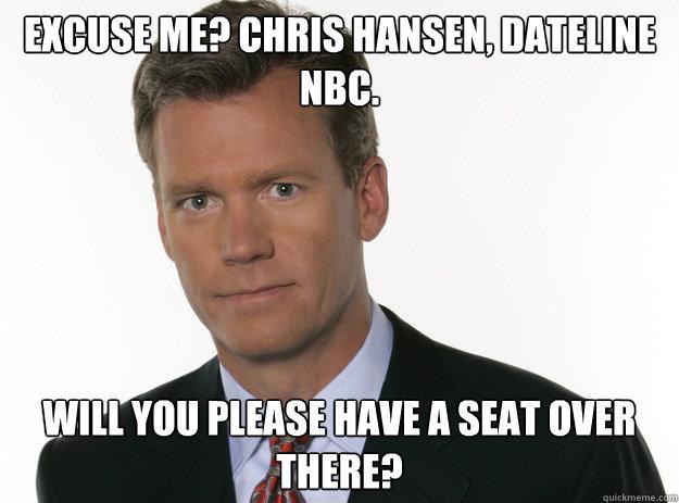 Chris Hansen meme