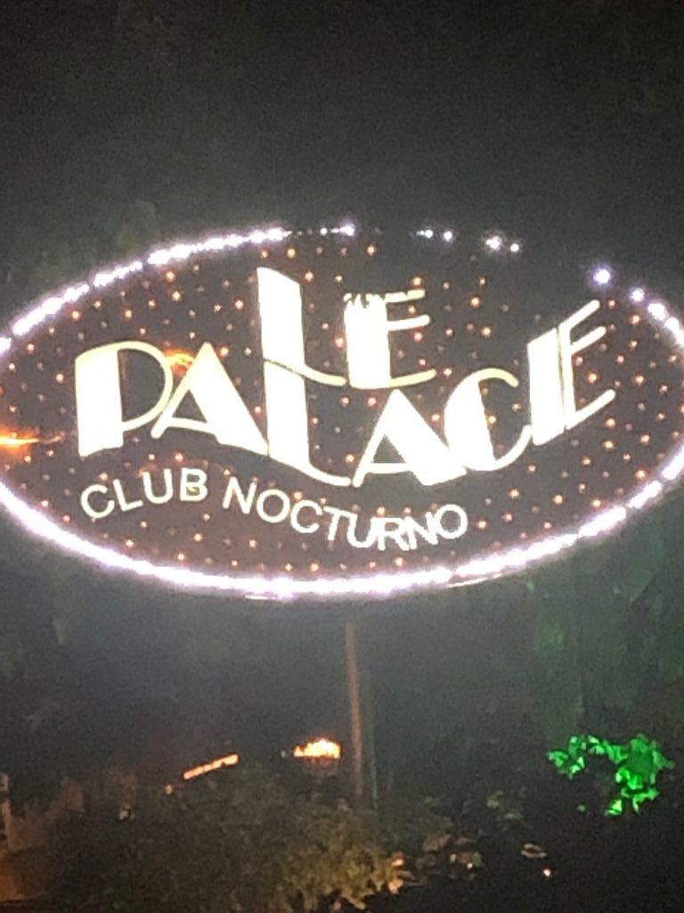 le palace club nocturno