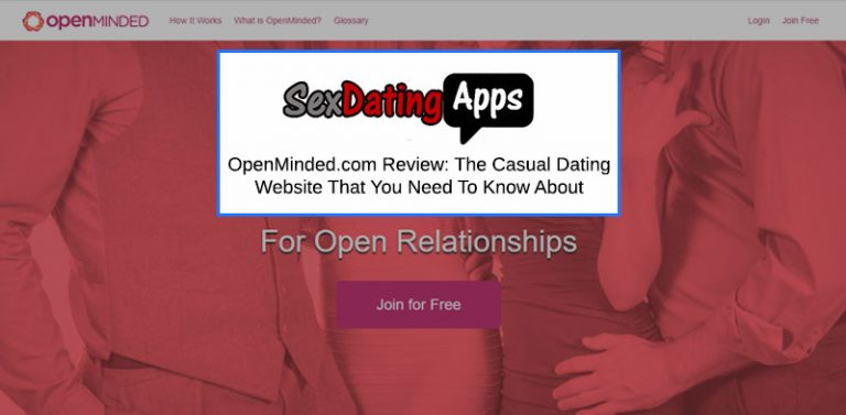 Open Minded Homepage