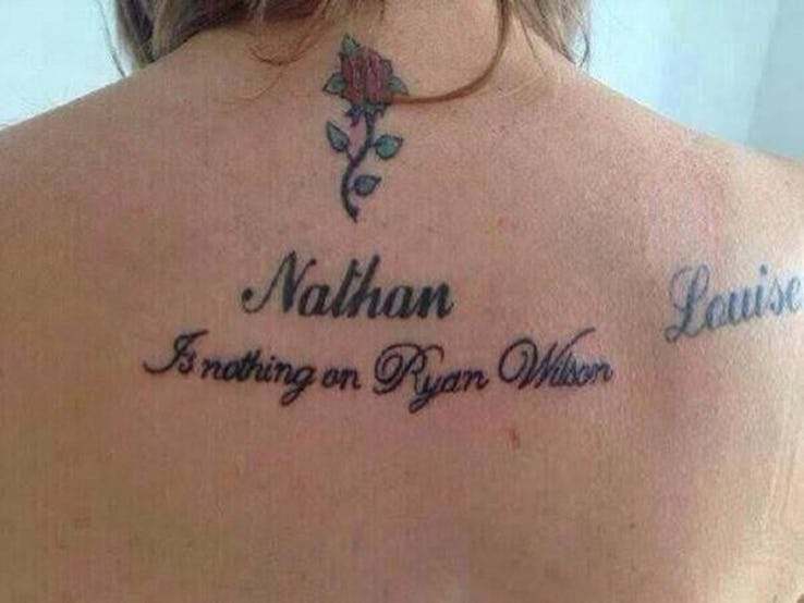Nathan Tattoo