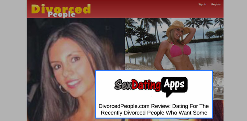 divorcedpeople.com website