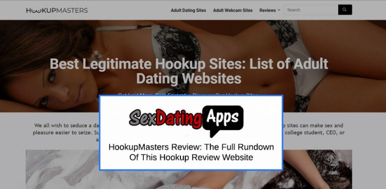 hookupmasters review