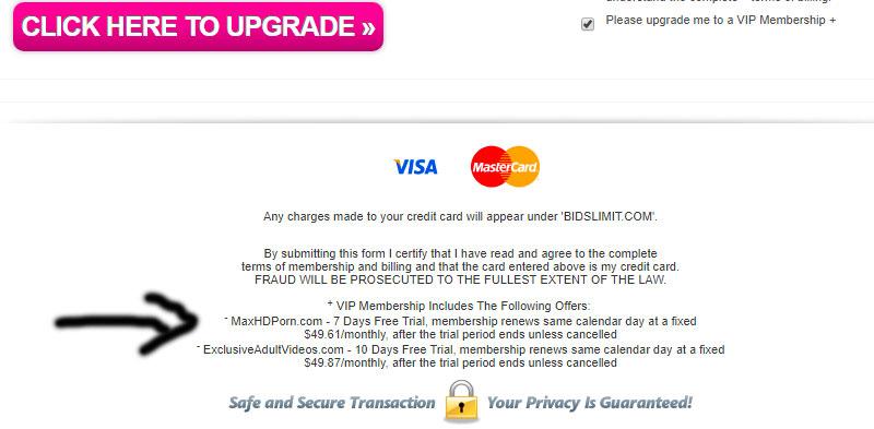 hookupmasters upgrade scam