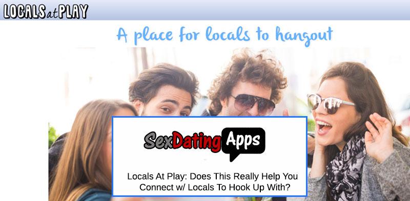 Locals At Play screenshot