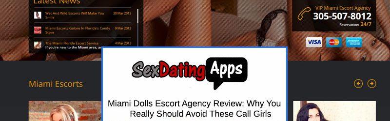 Miami Dolls Escorts homepage