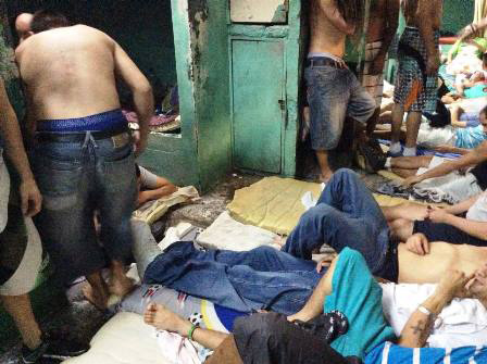 Prison overcrowding in costa rica