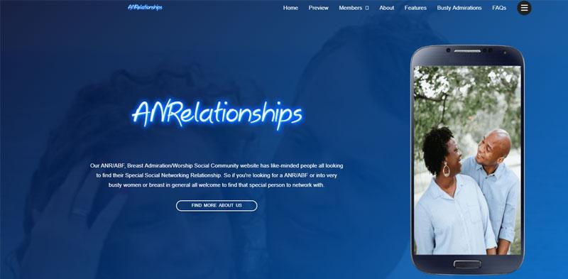 anrelationships homepage