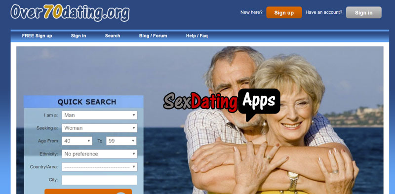 Over70Dating.org