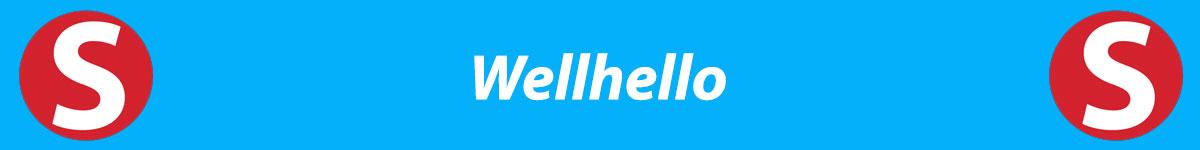 Wellhello Blue